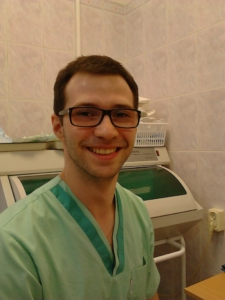 Баскин Даниил Юрьевич – вврач-стоматолог-хирург.