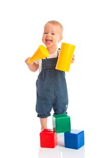 Ребенок и его первые зубки
