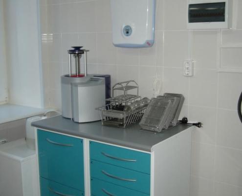 Оборудование для стерилизации наконечников