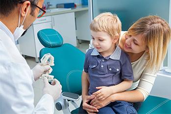 Как подготовить ребёнка к приёму у стоматолога